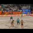 YOUTUBE Beach volley, Egitto-Germania: Doa El-ghobashy con hijab2