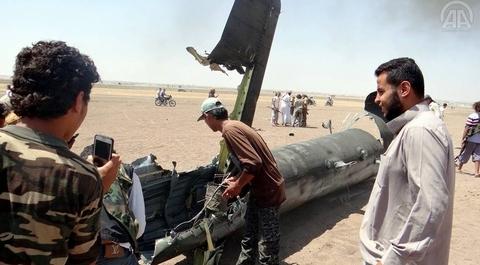 Elicottero russo abbattuto da ribelli siriani: cinque morti2