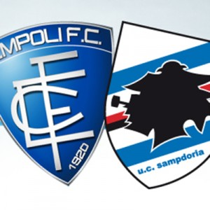 Empoli-Sampdoria in streaming e in tv, dove vederla