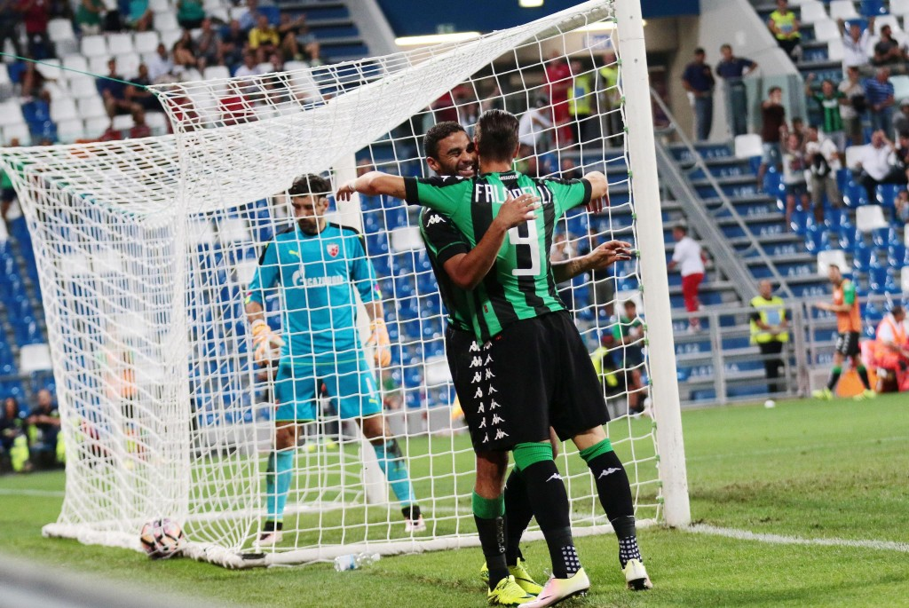 Sassuolo-Stella Rossa 3-0 video gol highlights foto pagelle_8