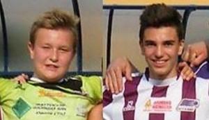 Fabio Battocchi e Federico Bugna morti a 13 anni: caduti in un burrone
