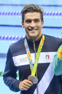 Rio: Bronze per Detti  in Men's 400m Freestyle