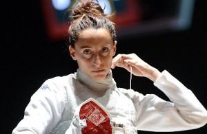 Guarda la versione ingrandita di Rio 2016, Elisa Di Francisca: