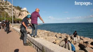 Franco Scibilia, procedimento disciplinare per poliziotto: insultò migranti