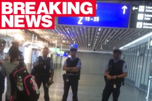 Guarda la versione ingrandita di Germania, allarme bomba: evacuato aeroporto Francoforte
