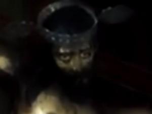 VIDEO YOUTUBE Statua di Gesù apre e chiude gli occhi: miracolo o inganno?
