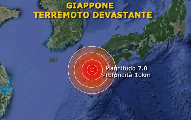 Terremoto: cemento flessibile e distanza minima tra edifici, modello Giappone