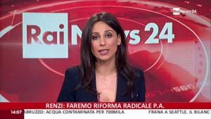 Giorgia Cardinaletti e Mario Sconcerti: Rai Sport, polemiche su costi