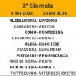 Calendario Lega Pro girone A 2016-17: pdf, orari, date e pause