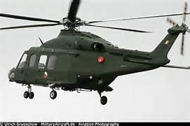 Un elicottero AW139