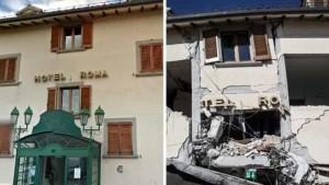 Terremoto Amatrice, cemento povero e poco ferro: ombre su hotel Roma
