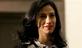 Guarda la versione ingrandita di Huma Abedin