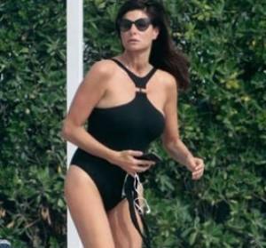 Ilaria D'Amico incinta? Il gossip su questa FOTO in costume