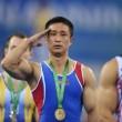 """Rio 2016, nordcoreano Ri Se-Gwang """"l' oro olimpico più triste di sempre"""" 07"""