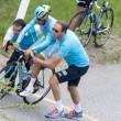 Rio 2016, il dramma di Vincenzo Nibali: cade a un passo dall'oro