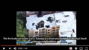 Guarda la versione ingrandita di Chicago: incendia appartamento per ripicca, morti 3 bambini