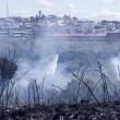 YOUTUBE Roma, incendio a Monte Mario: sgombero struttura anziani FOTO6