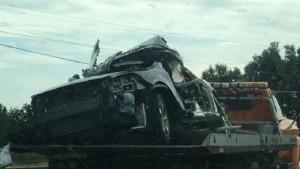Oklahoma, treno contro auto a Poteau: 4 morti