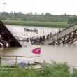 YOUTUBE India: crolla ponte a Mahad, morti e...6