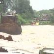 YOUTUBE India: crolla ponte a Mahad, morti e...2