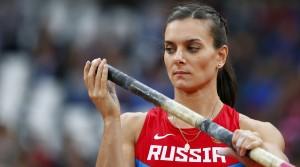 """Rio 2016, Yelena Isinbayeva si ritira dall'atletica: """"Sarà Dio a giudicarvi"""""""