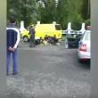 YOUTUBE Isis in Russia: assalto a stazione polizia con pistole e accette