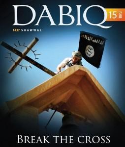 Guarda la versione ingrandita di Isis su Dabiq: