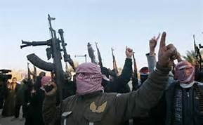 Guarda la versione ingrandita di Jihadisti in Siria