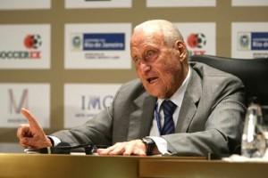 Joao Havelange, morto ex presidente Fifa a 100 anni