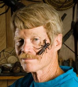 Guarda la versione ingrandita di Justin Schmidt, lo scienziato che si è fatto pungere 1000 volte da 93 insetti diversi