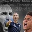 Juventus-Fiorentina diretta. Formazioni ufficiali - video gol highlights