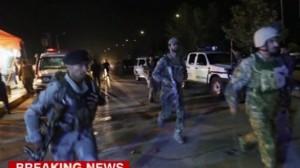 Guarda la versione ingrandita di Kabul, attacco a università: 12 morti, 26 feriti