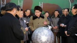 Guarda la versione ingrandita di Corea Nord: Kim Jong-un fa giustiziare due funzionari con contraerea