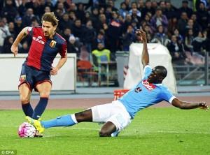 Guarda la versione ingrandita di Calciomercato Napoli, ultim'ora: Koulibaly, la notizia clamorosa