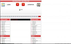 Lazio-Juventus diretta. Formazioni ufficiali - video gol highlights