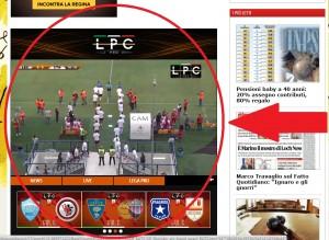 Guarda la versione ingrandita di Sportube: highlights Lega Pro 2015-16