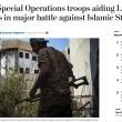 Libia, Sirte: forze speciali italiane al fianco dei libici contro Isis