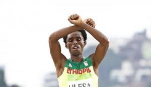 Guarda la versione ingrandita di YOUTUBE Feyisa Lilesa teme morte, ma Etiopia: