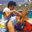 Lindsay Lohan aggredita in spiagga da Egor Tarabasov8