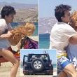 Lindsay Lohan aggredita in spiagga da Egor Tarabasov3