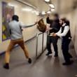 YOUTUBE Isis, aggredì passeggeri in metro a Londra: carcere a vita 5