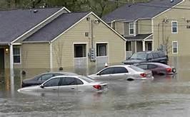 Inondazioni in Louisiana