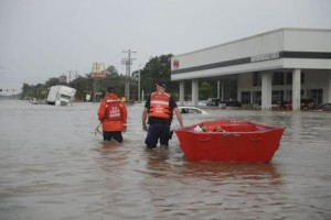 Usa: Louisiana in ginocchio per le alluvioni, almeno 10 morti