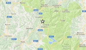 Guarda la versione ingrandita di Terremoto centro Italia: tre le scosse maggiori, magnitudo 6, 5.4 e 5.1