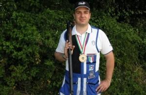 Rio 2016, Marco Innocenti medaglia nel trap