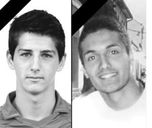Il Maribor piange la scomparsa di due calciatori 20enni, l'attaccante Zoran Baljak (classe 1995) e il terzino sinistro Damjan Marjanovic (1996)