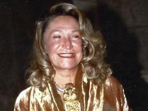 Marta Marzotto, ultimo desiderio: ceneri sparse su...