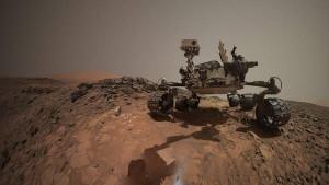 YOUTUBE Su Marte una Monument Vallery: immagini del rover Curiosity Nasa
