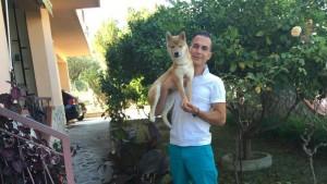 """Terremoto, Massimo Polizzotto: """"Il mio cane mi ha svegliato prima della scossa"""""""