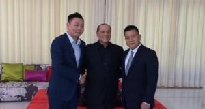 Guarda la versione ingrandita di Milan e Inter ai cinesi: una conquista che viene da lontano (foto Ansa)